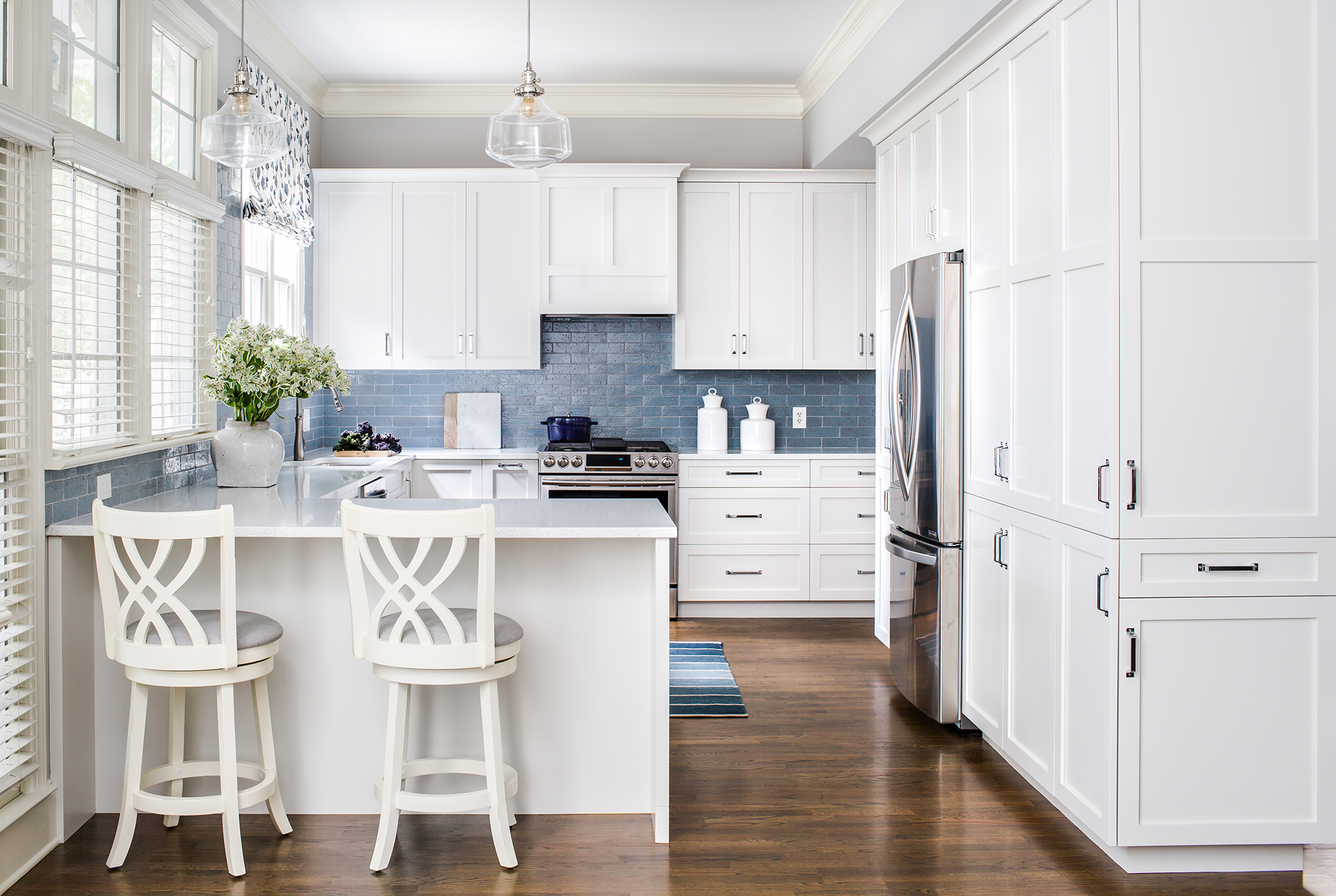 decatur kitchen renovation | jeff herr photography