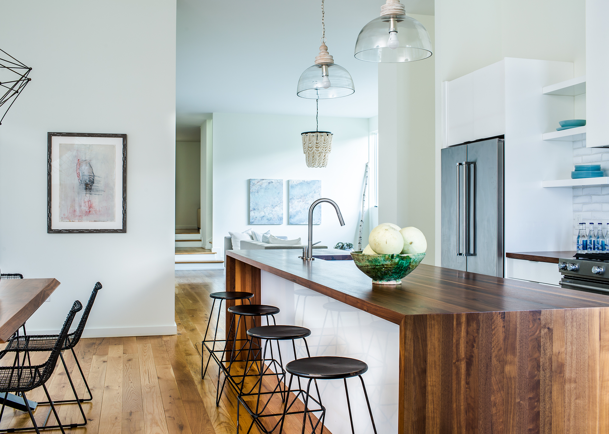 modern on connecticut ave kitchen \ jeff herr photography