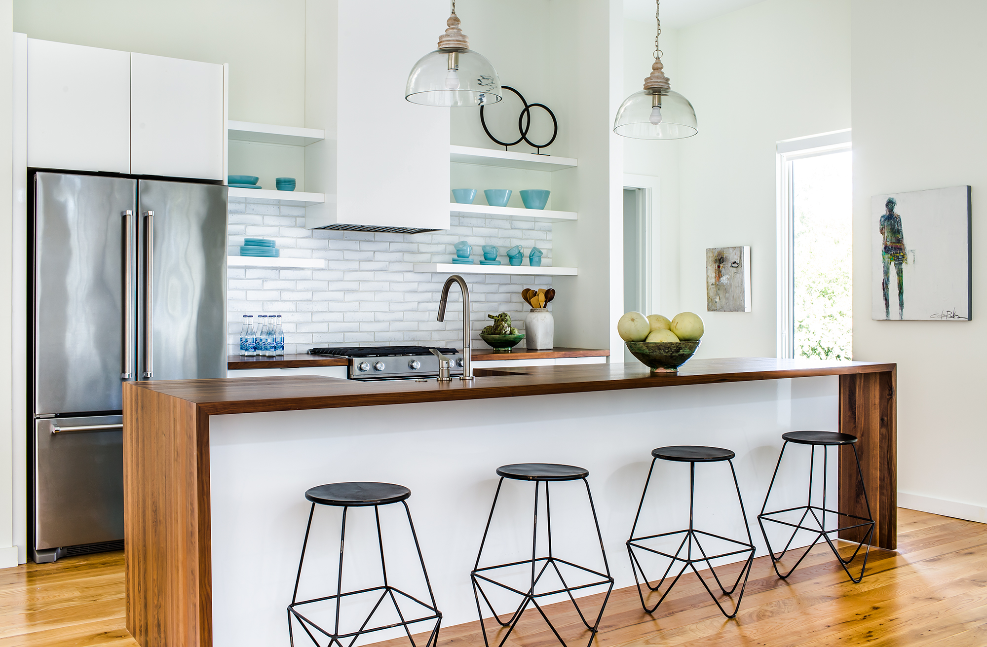 modern on connecticut ave kitchen | jeff herr photography