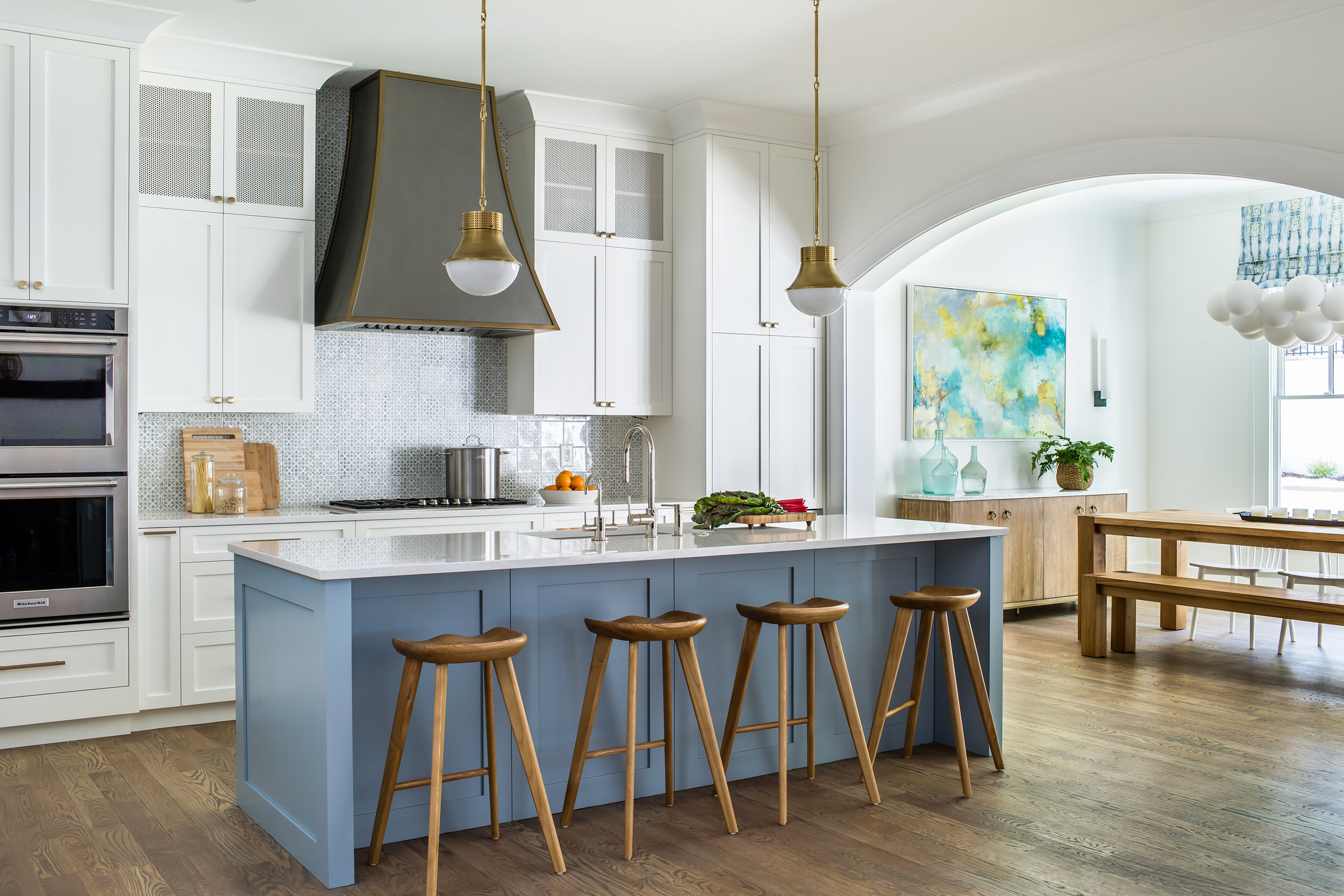 marietta kitchen | new construction | jeff herr photography