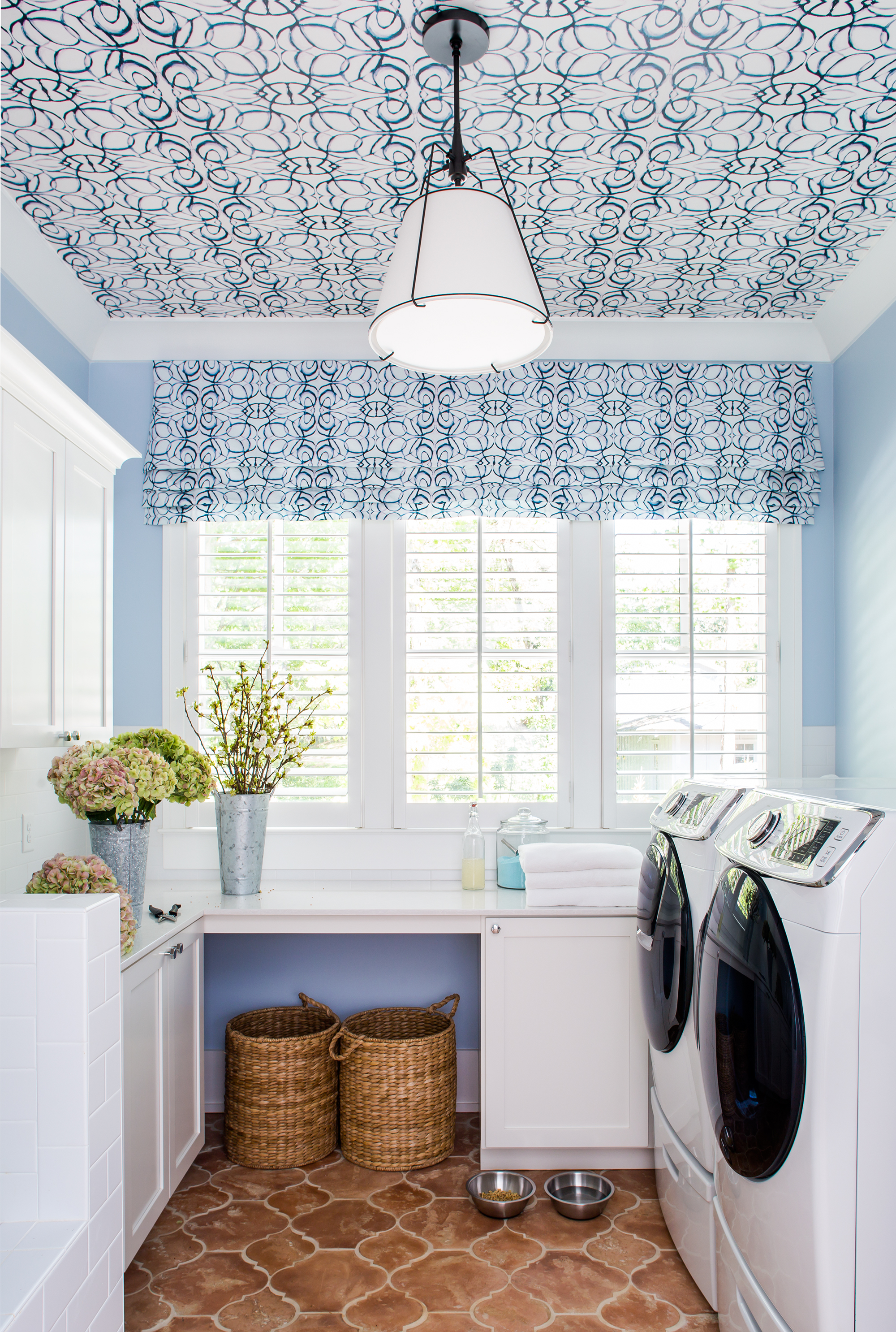 marietta laundry room | new construction | jeff herr photography