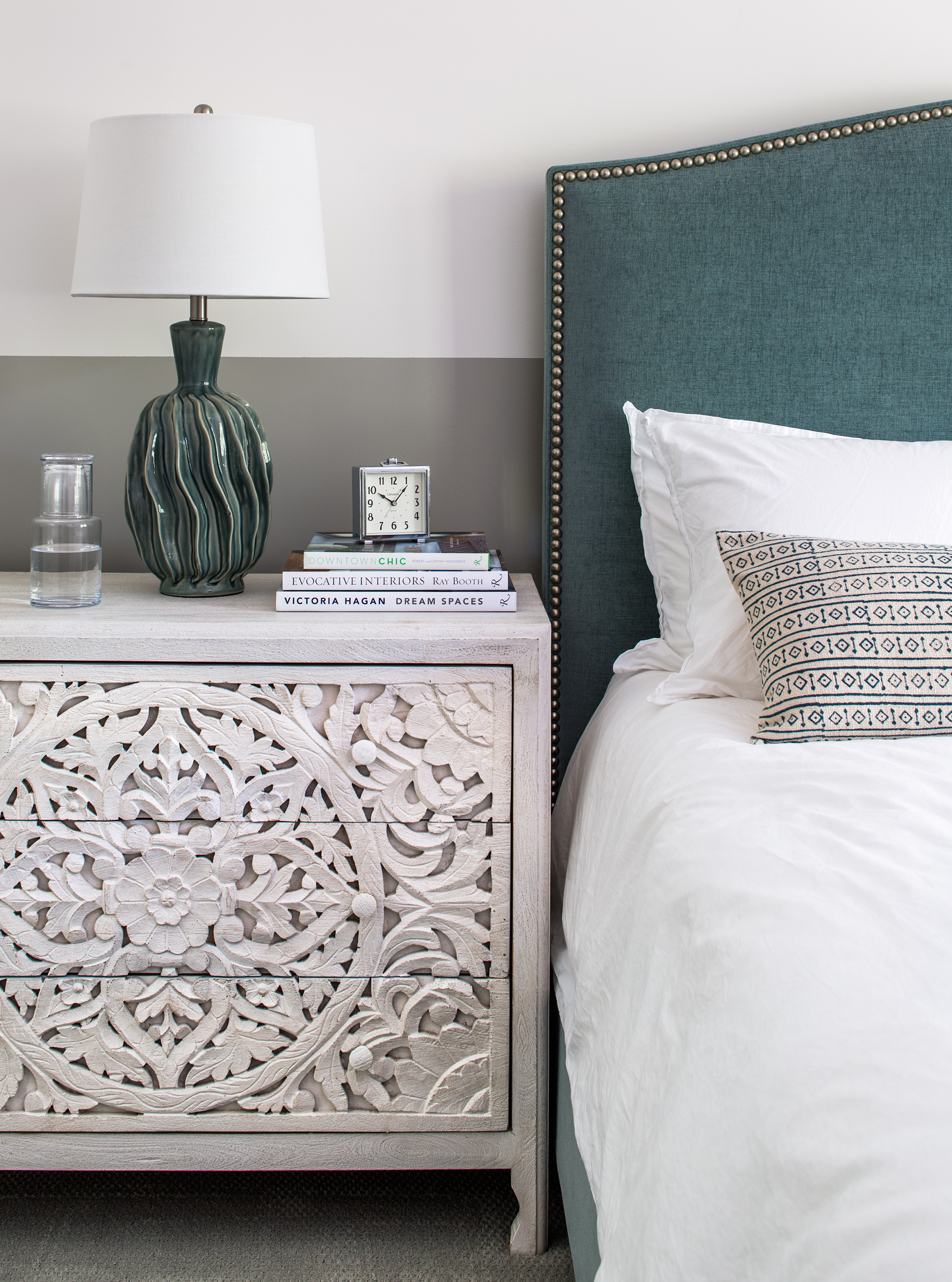 marietta guest bedroom | new construction | jeff herr photography