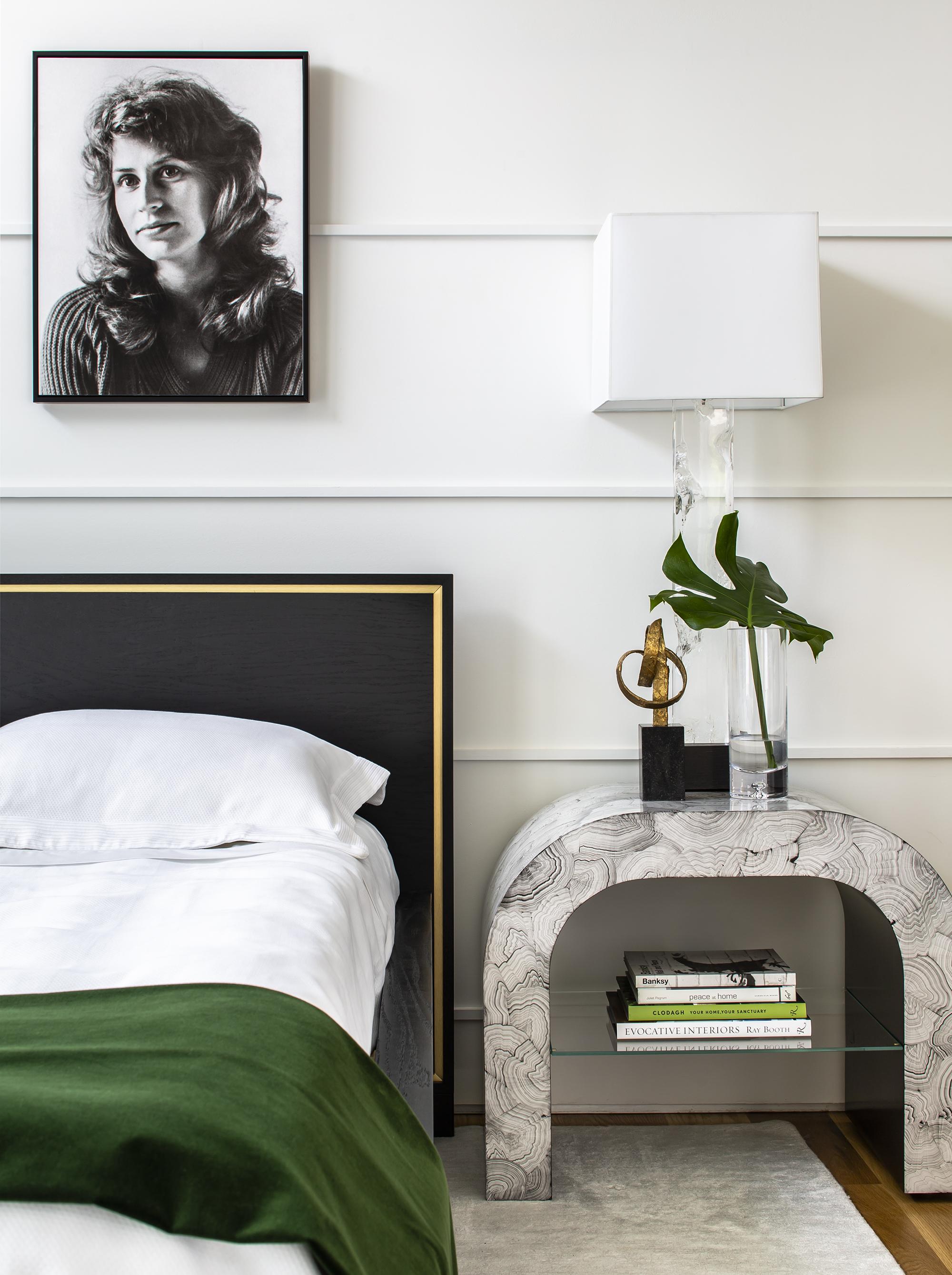 2018 modern style showhouse master bedroom   old 4th ward atlanta   jeff herr photography