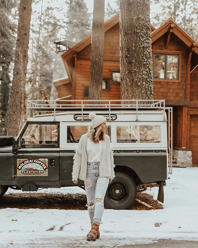 """I started listening to podcasts as a new source of inspiration. And my podcast yesterday by @gabbybernstein gave advice of """"measure your success by the amount of fun you're having."""" That advice is something I'm taking with me as we close out a year. 