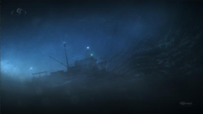 Alien Deep Episode : Oceans Fury