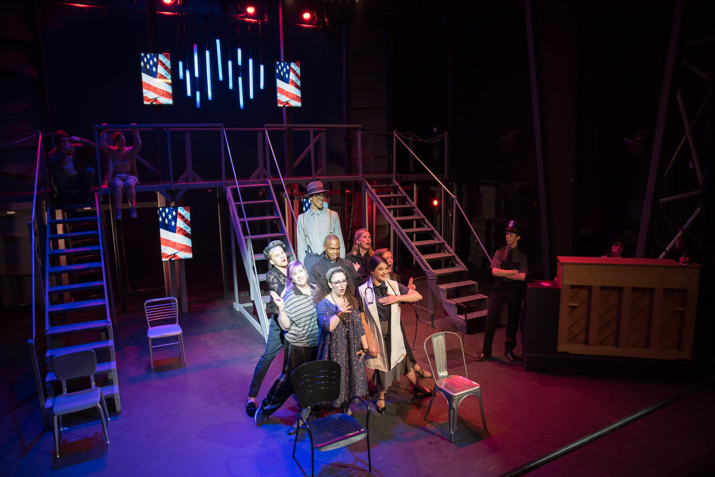 Scene 2: Nightcourt