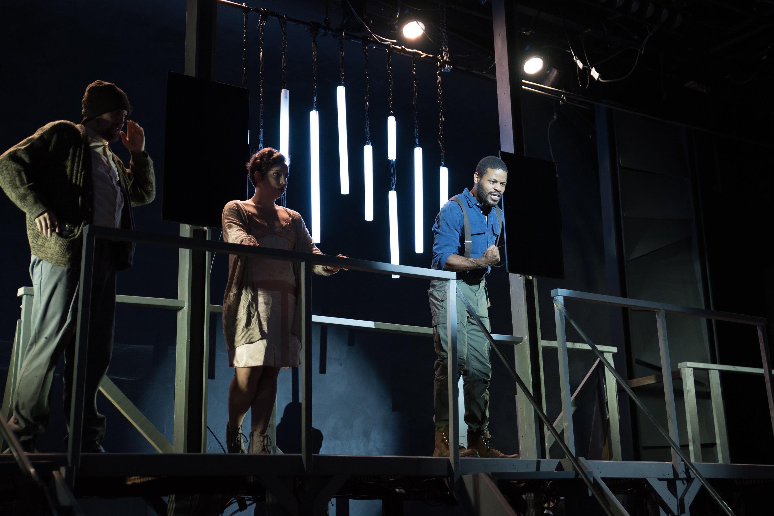 Scene 7: Nightcourt