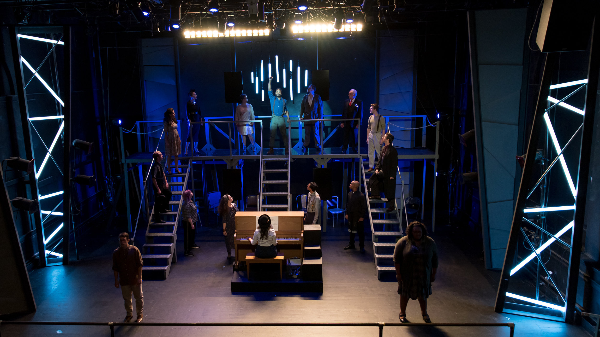 Scene 10: Nightcourt