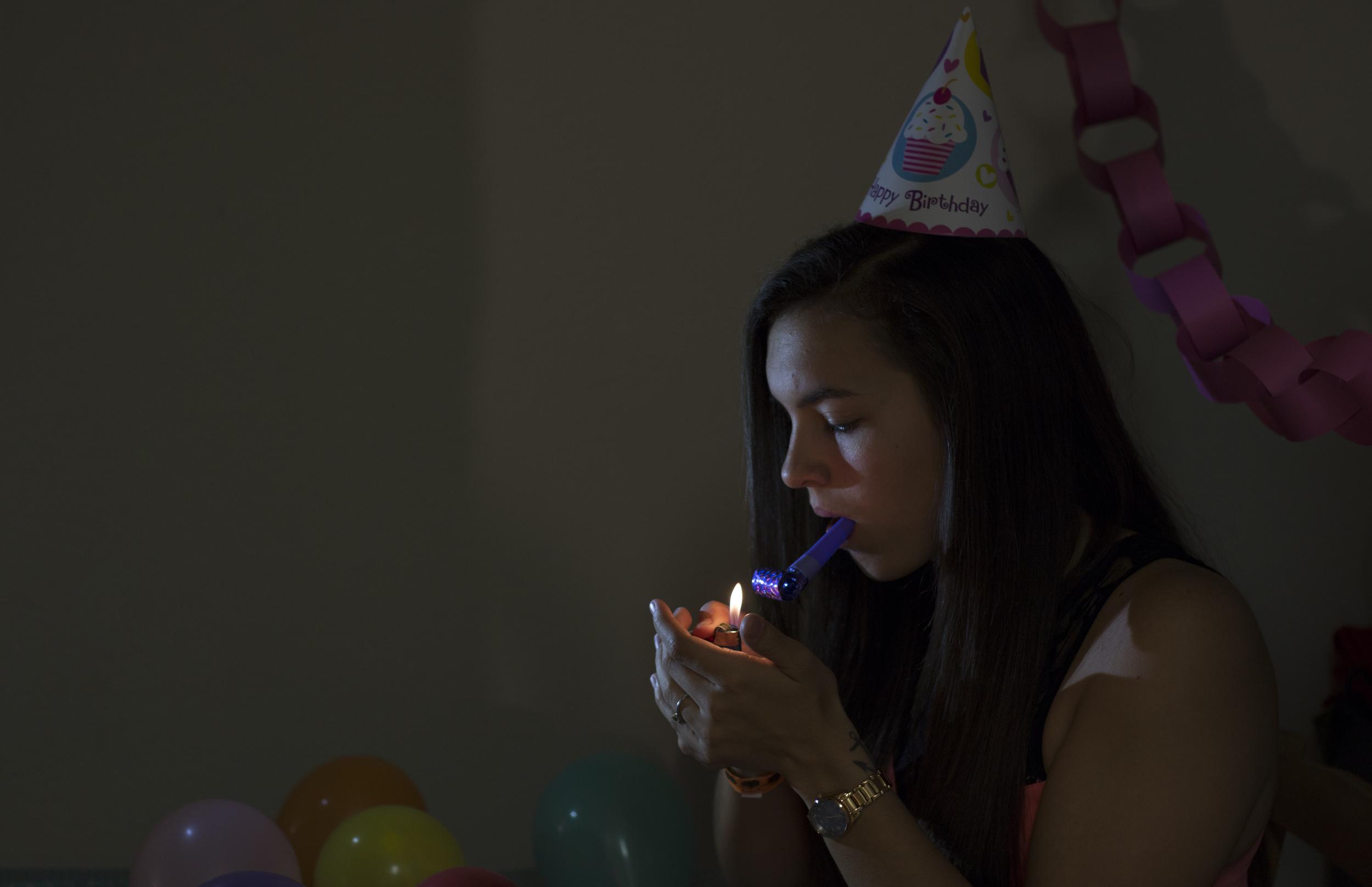 Noire Birthday Party