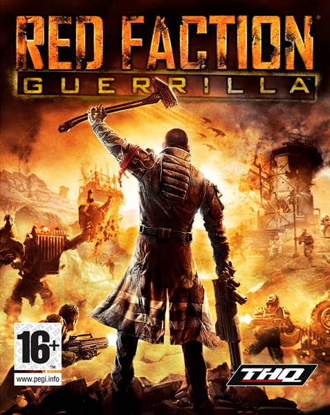 Red Faction: Guerilla  not only had some of the funnest gameplay mechanics in recent memory, but it really makes you rethink your socio-political preconceptions.