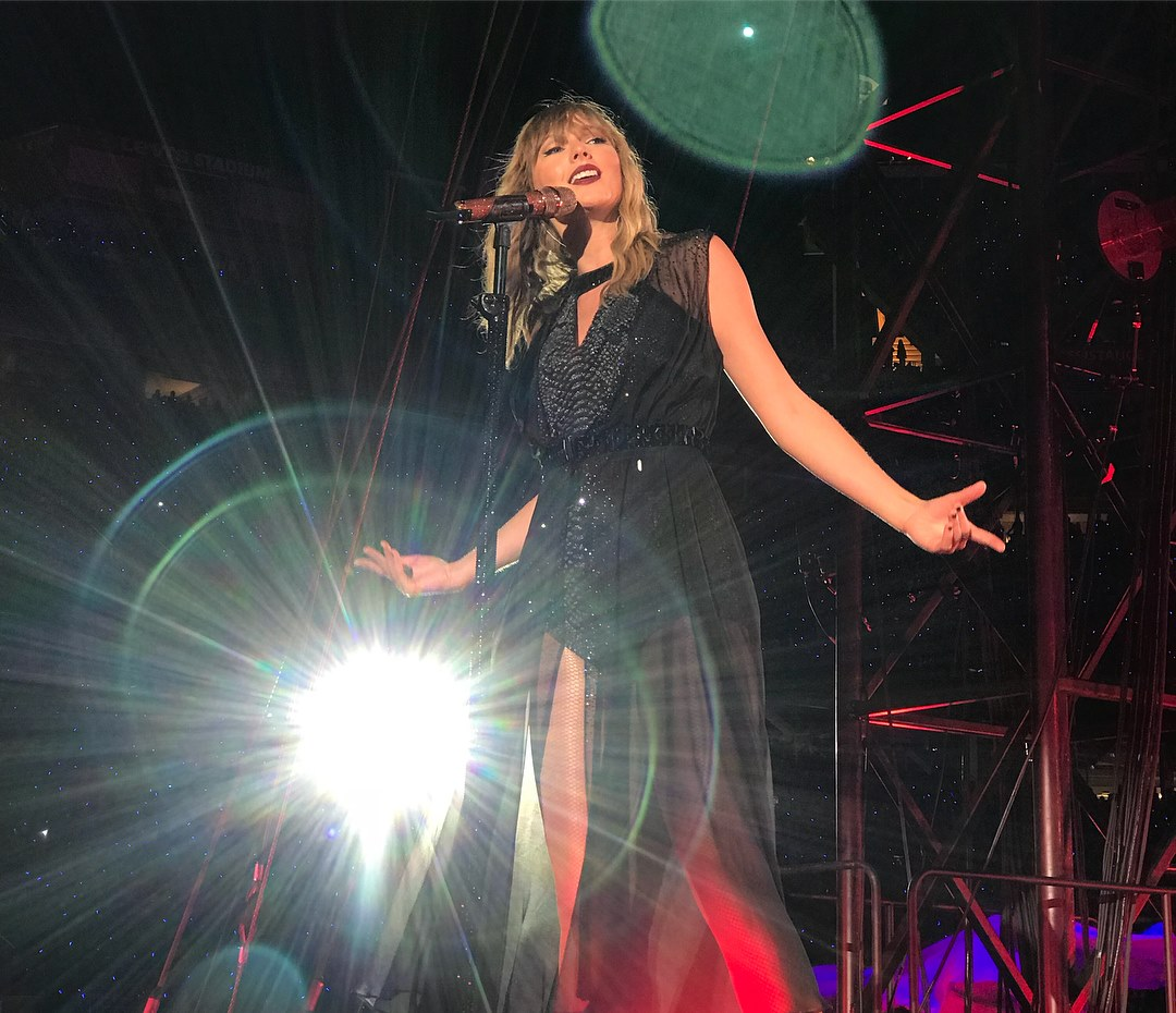 A picture that was random-airdropped to me at #RepTourSantaClara.