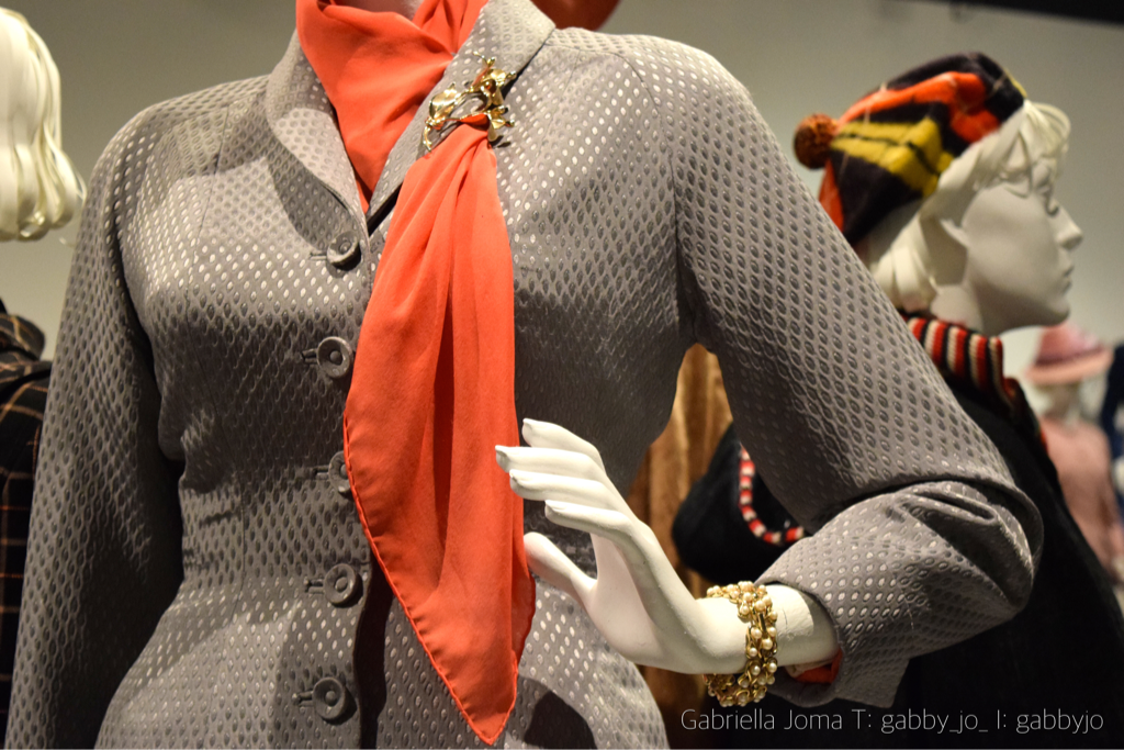 Carol costumes by Sandy Powell