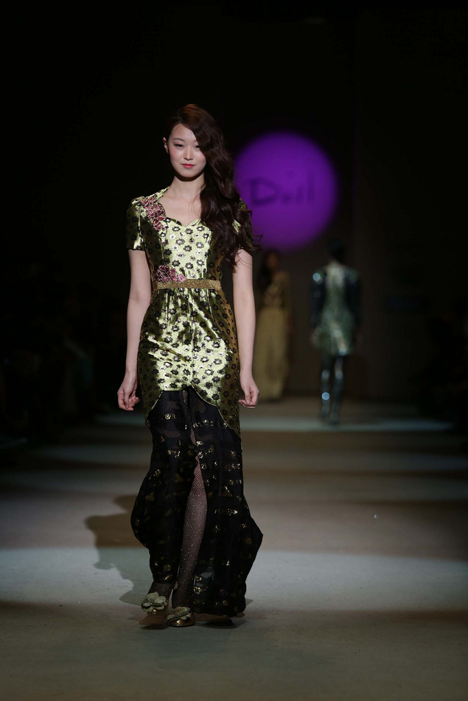 Doii Lee @ Seoul Fashion Week: F/W 2013.