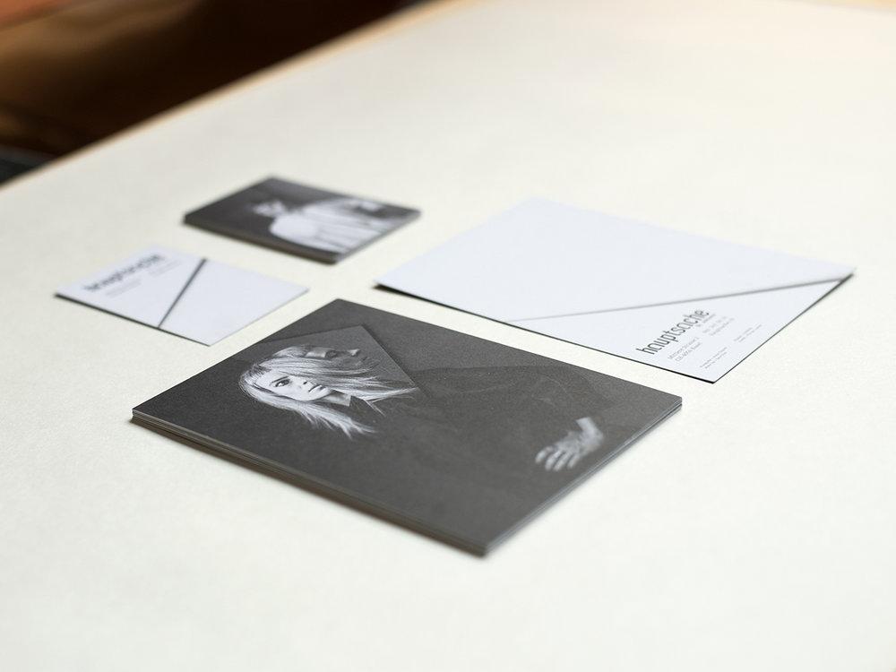 Hauptsache Basel 2016  Flyer, Grafik-Design  Florian Lauber