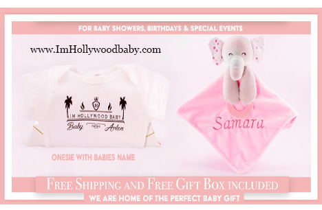 Don't know what to bring to the Baby Shower or Baby's birthday? - Click on poster banner for the perfect gift.