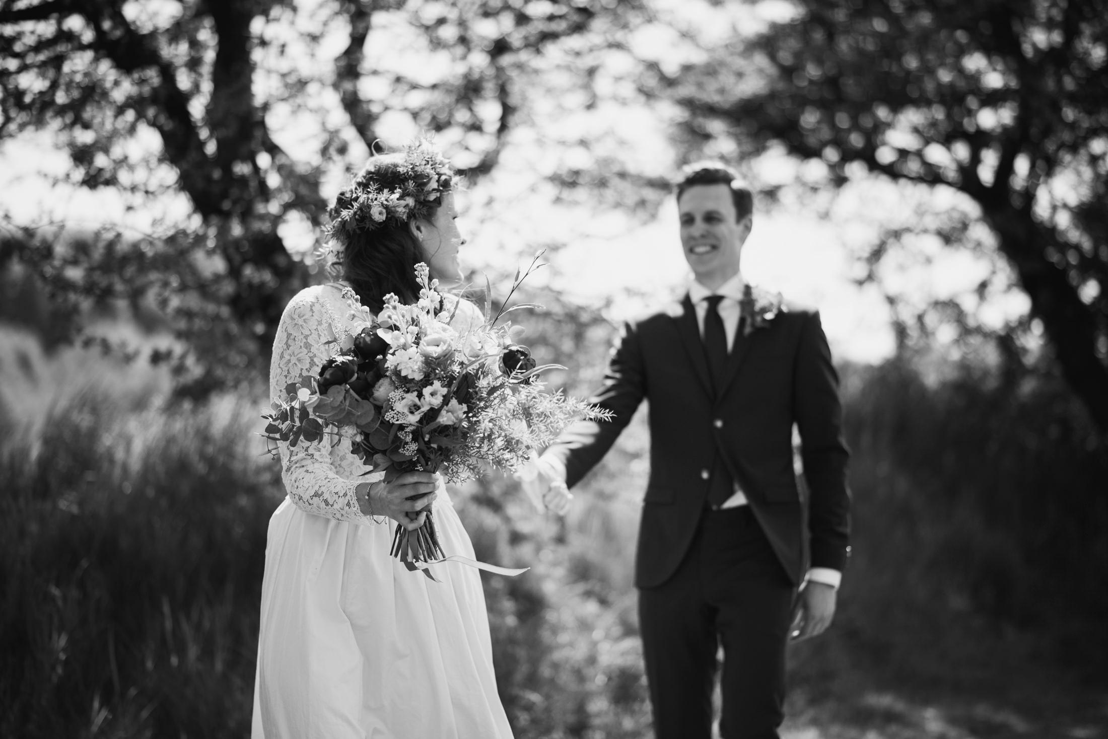 Bröllop på Ulricedahlgsården i Malmö, Skåne