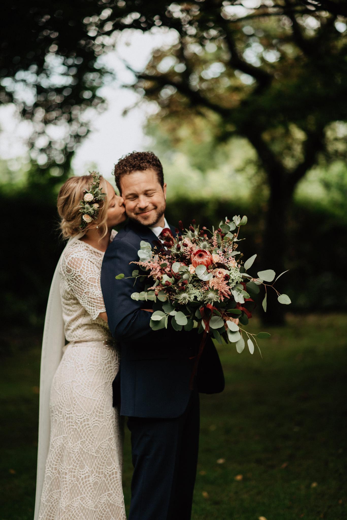 Bohemiskt bröllop på Nygård Event, Åstorp