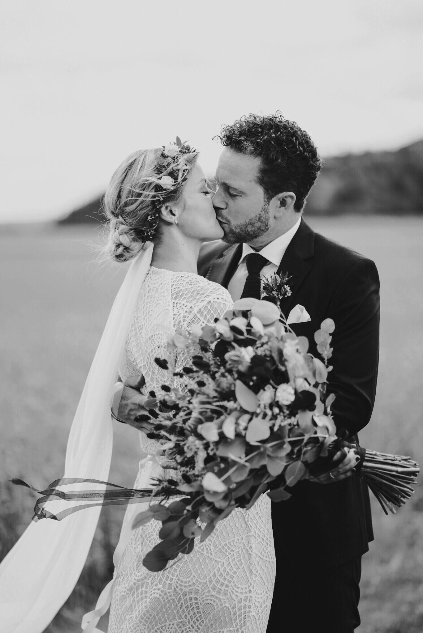 Bröllop på Nygård Event, publicerat hos Boho Weddings