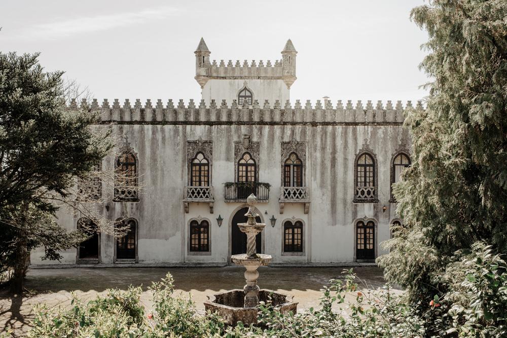 Gorgeous wedding venue Castelo de Portuzelo in Viana do Castelo, Portugal