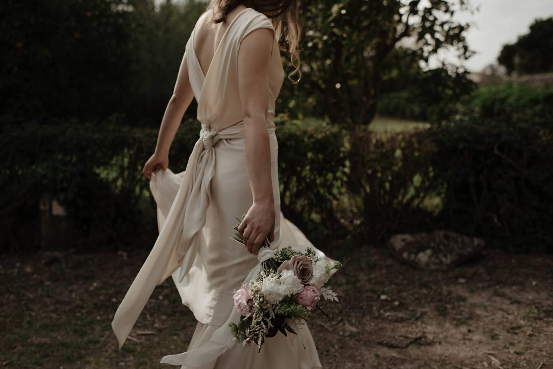 Cortana wedding dress