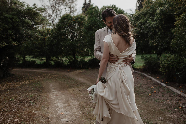 Wedding portraits in Portugal