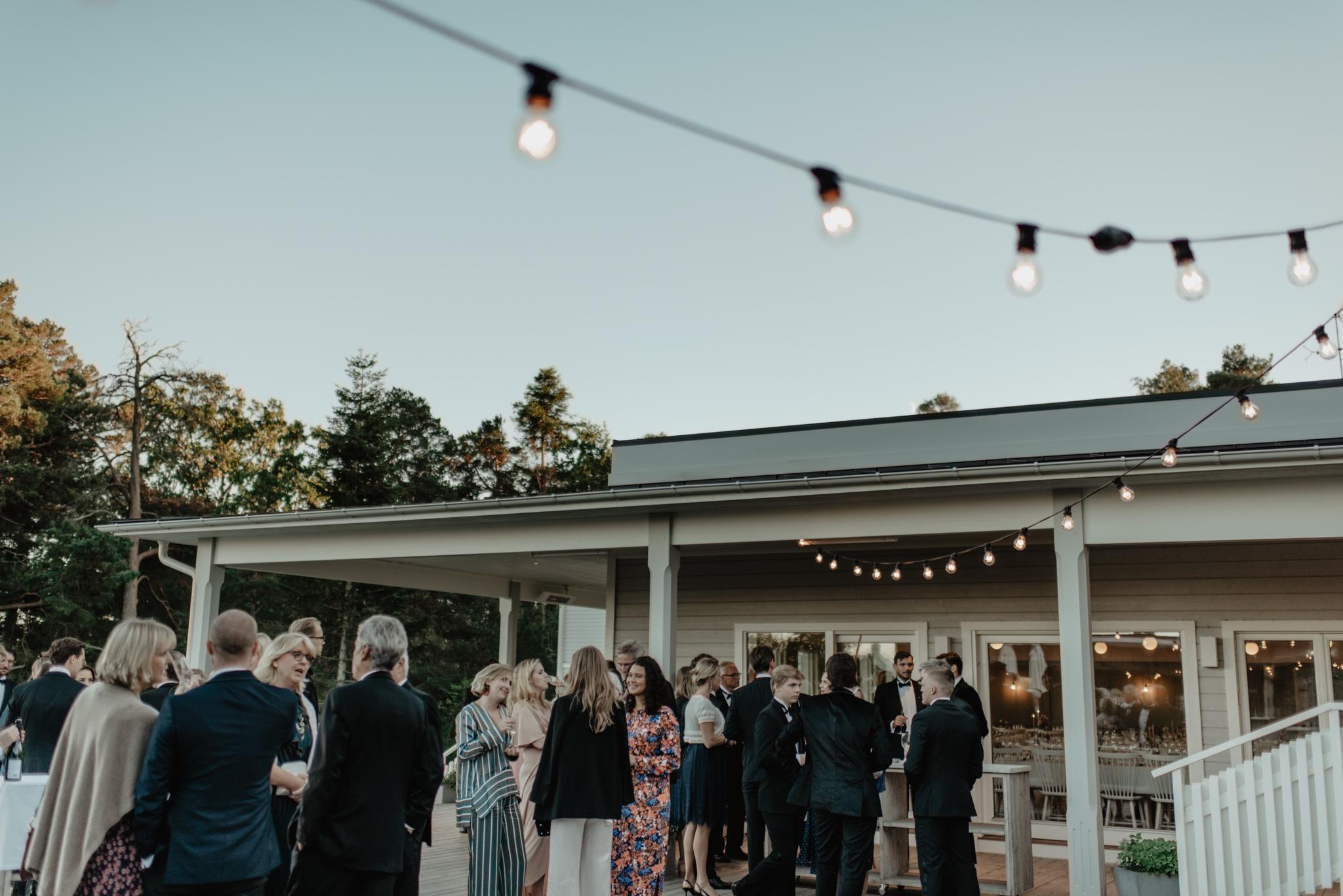 Bröllop Arkösund