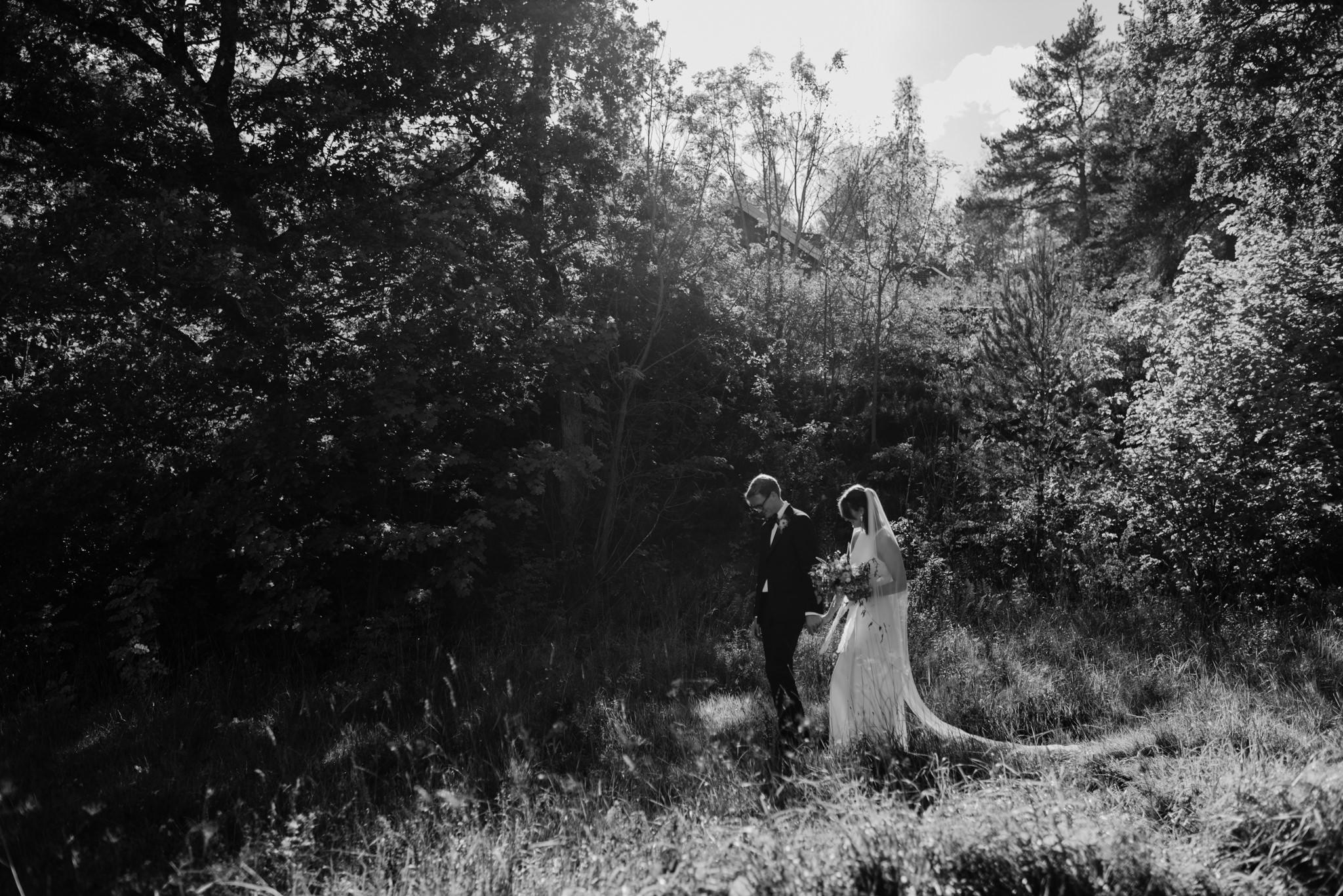 Stilrent bröllop i Arkösunds Skärgård, Norrköping