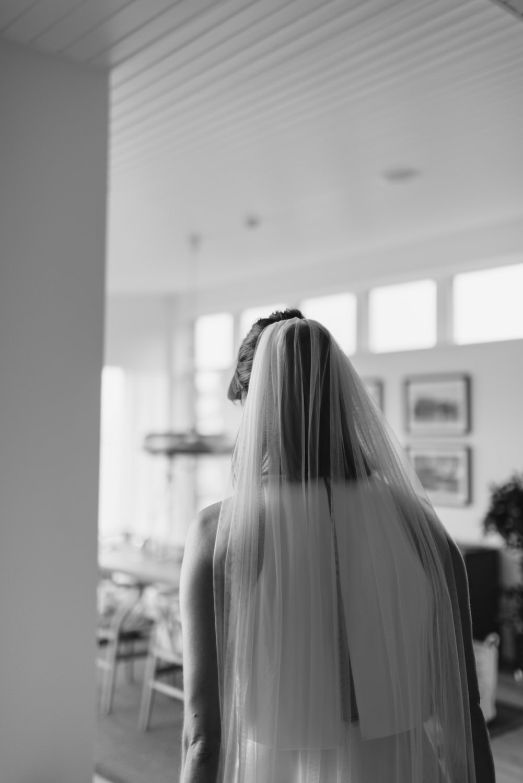 Slöja från Zetterberg Couture, fotograf Aase Pouline