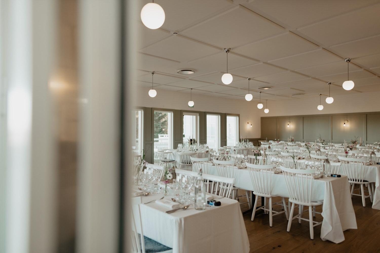 Bröllop på Arkösunds Hotell