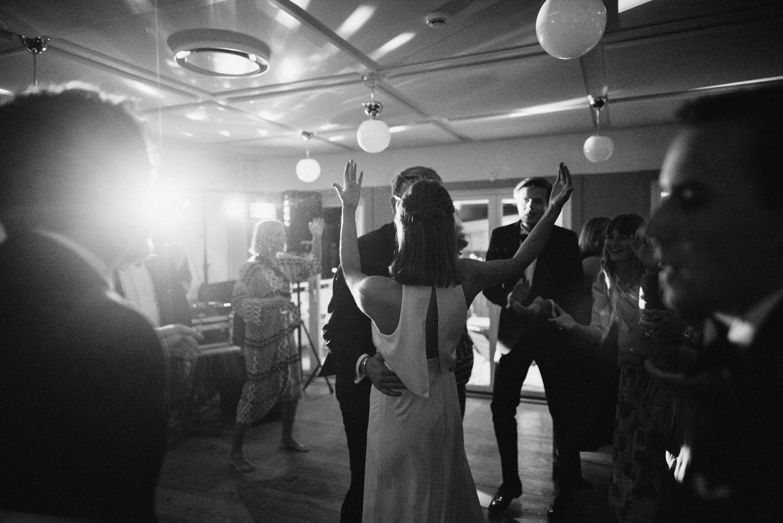 Bröllopsfest på Arkösunds Hotell