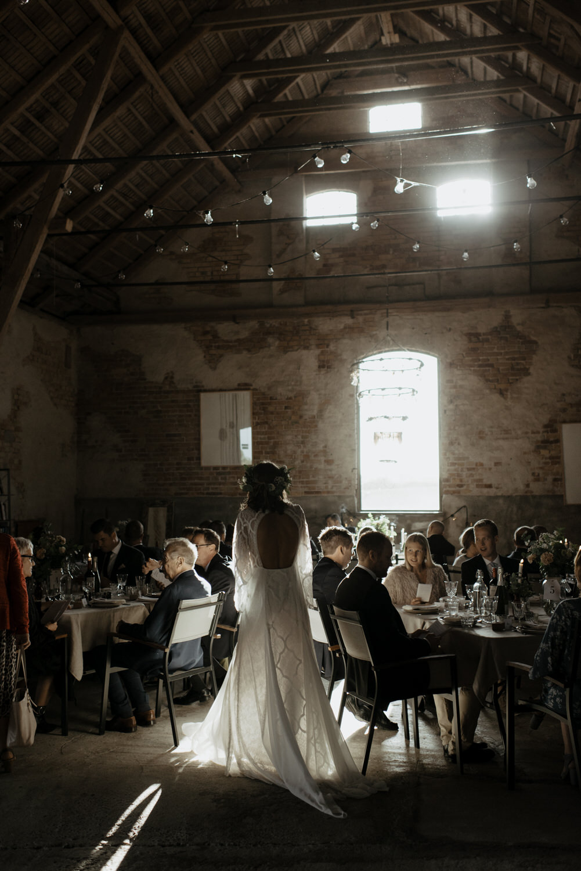 Brudklänning från Ivory & Grace