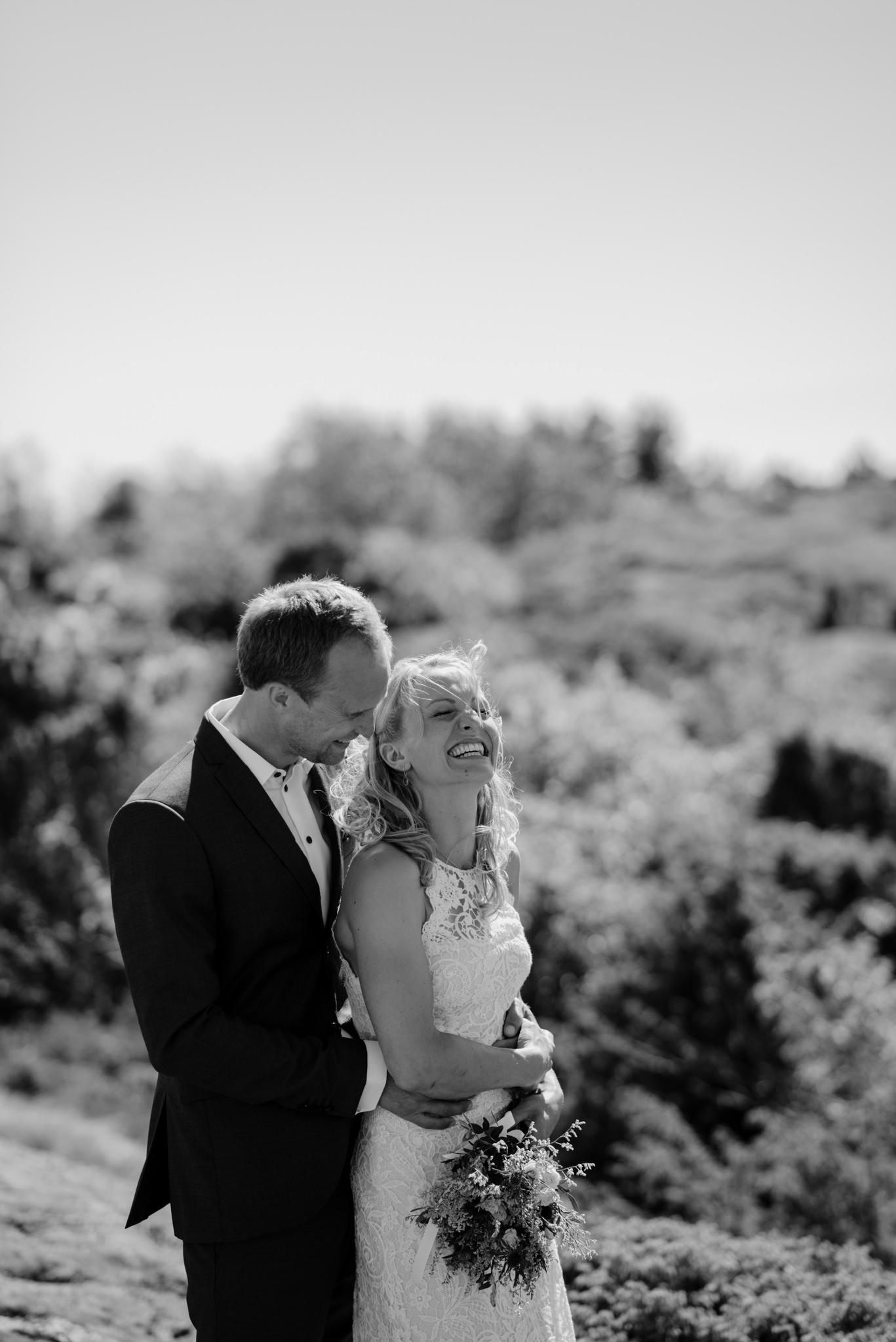Bröllop på Sydkoster
