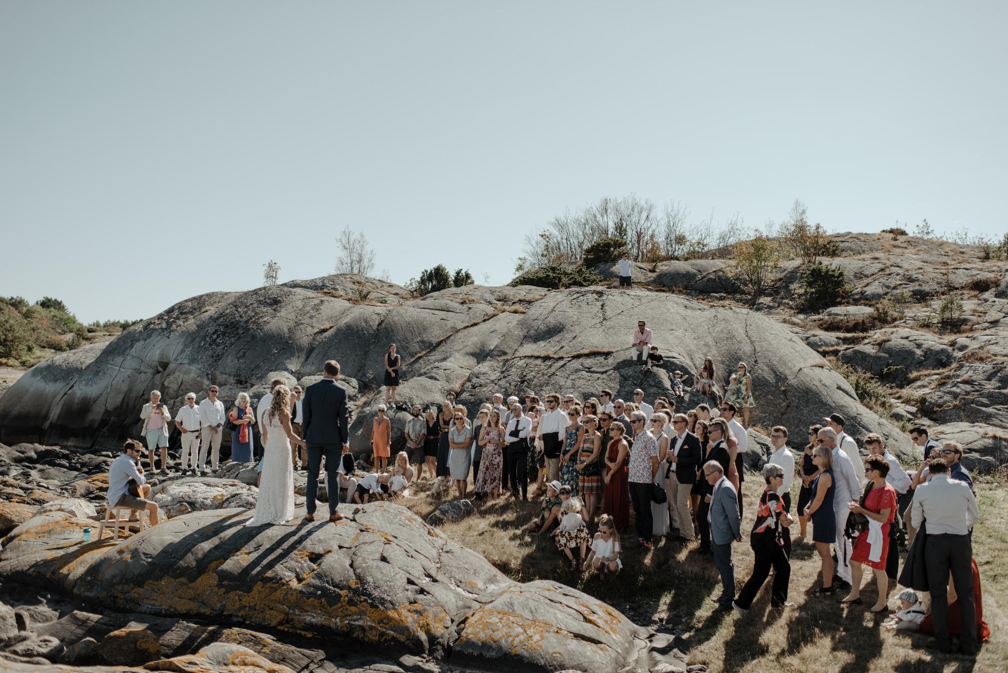 Bröllopsfotograf på Sydkoster
