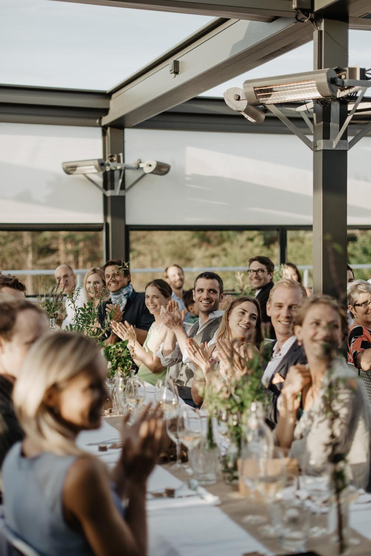 Bröllopsmiddag på Kostergården, Sydkoster
