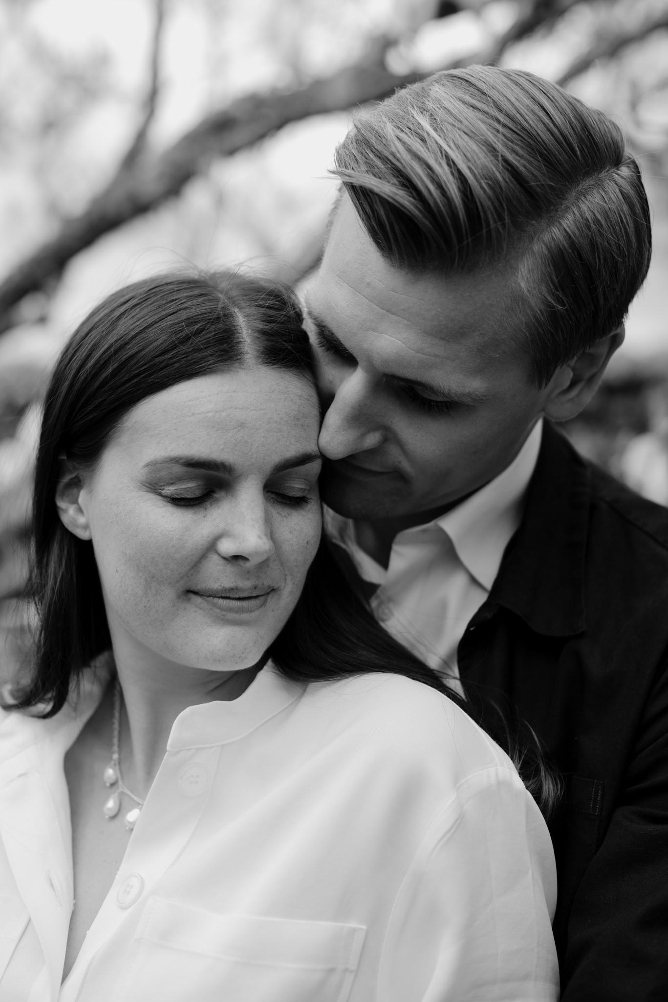 Bröllopsfotograf Aase Pouline, Norrvikens Trädgårdar, Båstad