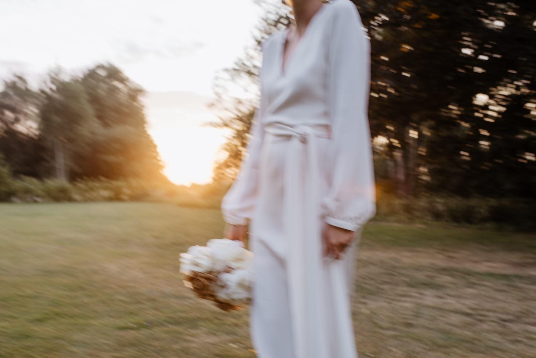 Bröllop på Österlen, fotograf Aase Pouline