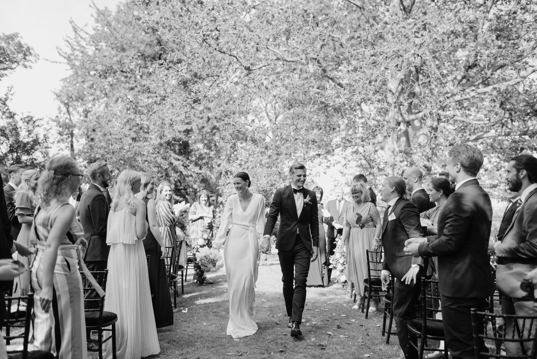 Bröllop i Göteborg, fotograf Aase Pouline