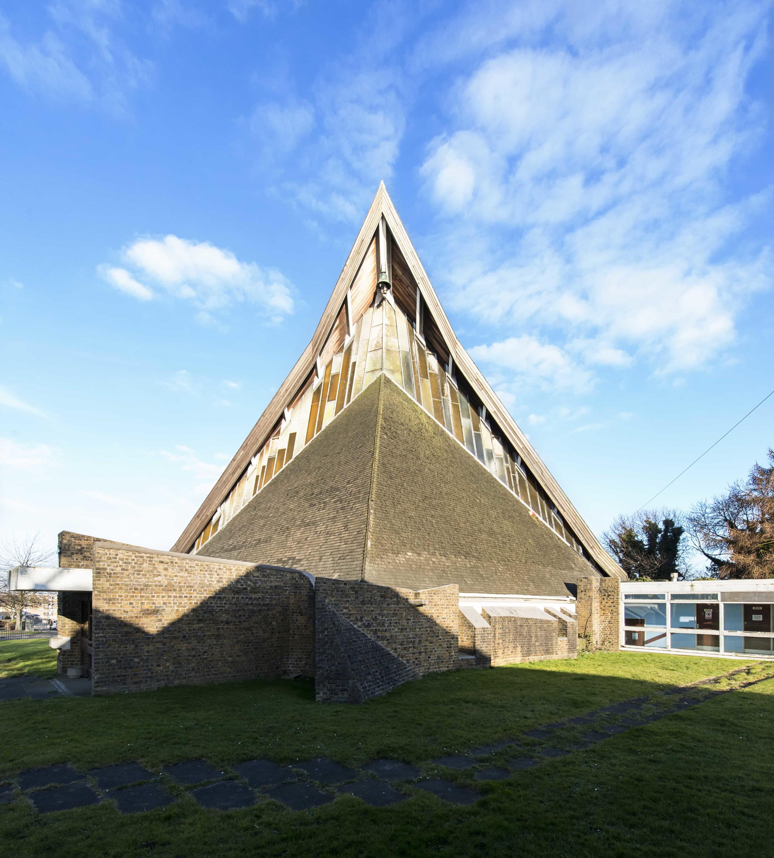 Holy Trinity, Twydall, Kent.