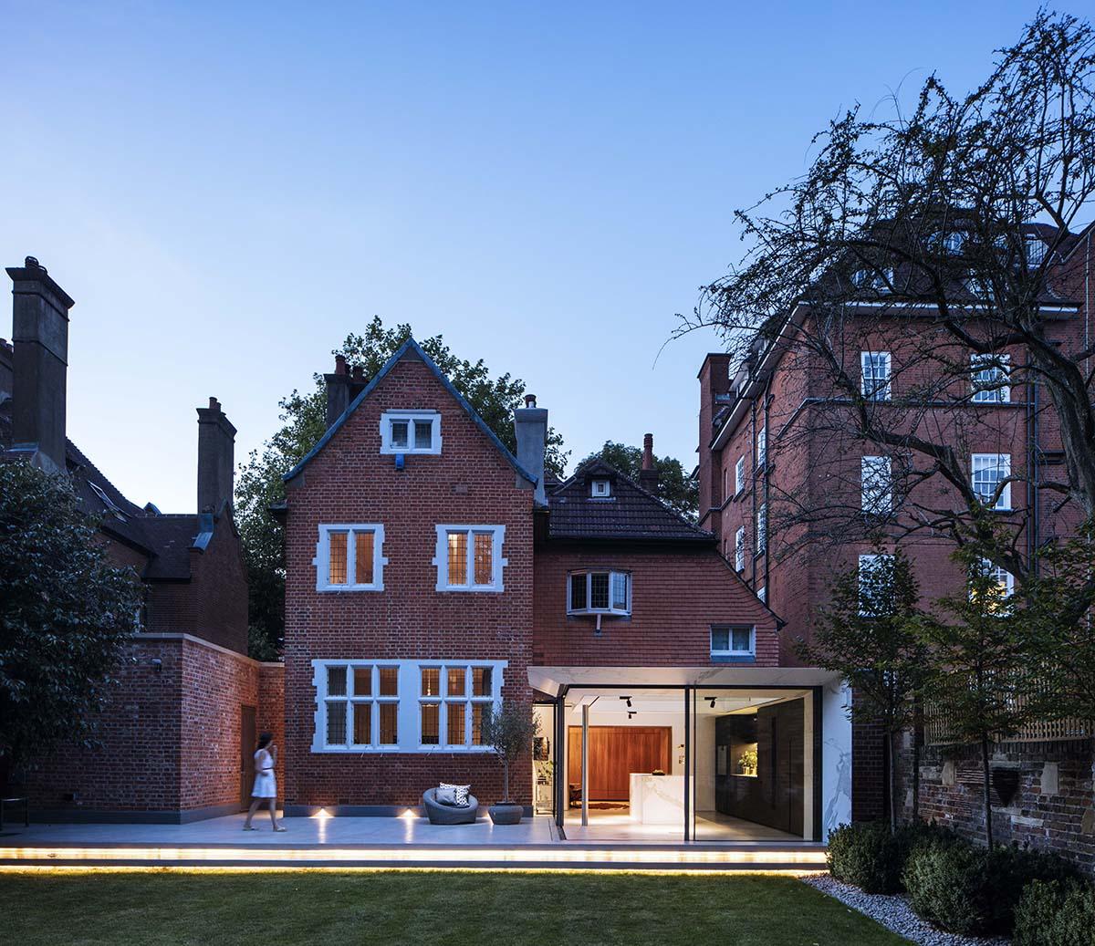 Wedderburn Road / Finkernagel Ross Architects