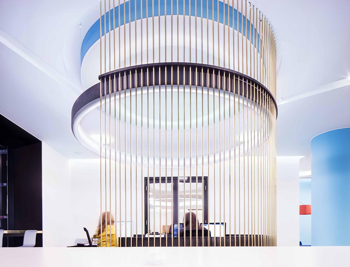 CBRE Offices / Ben Adams Architects.