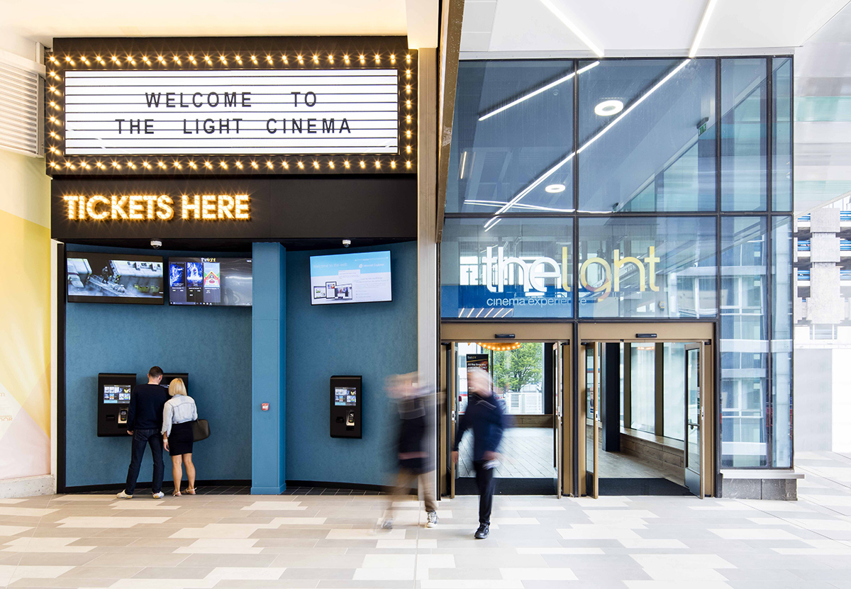 The Light Cinema Sheffield / Burrows Little Architects.