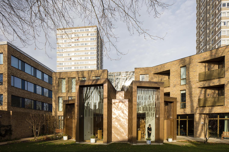Salesian House / MSMR Architects.