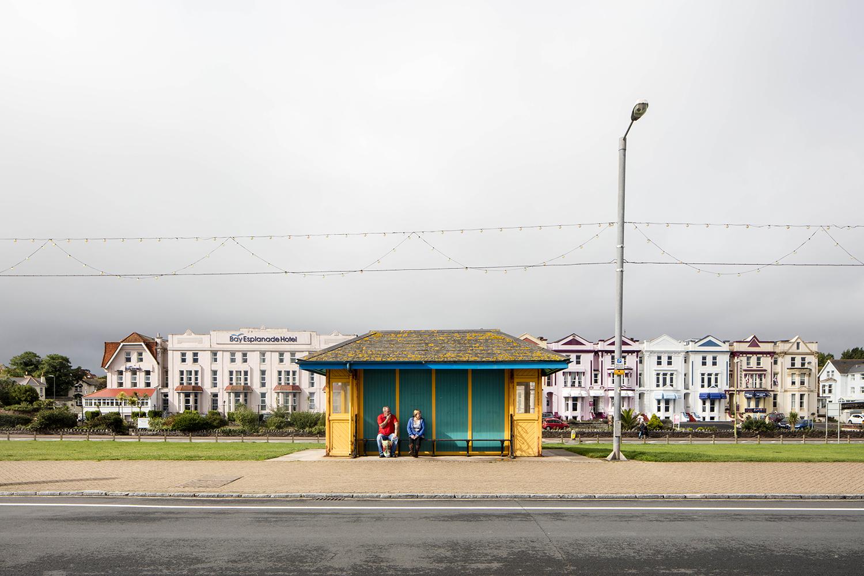 Seaside Shelter - Paignton.