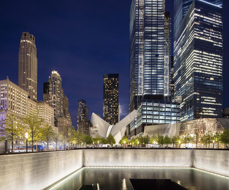 The World Trade Centre Oculus / Santiago Calatrava.