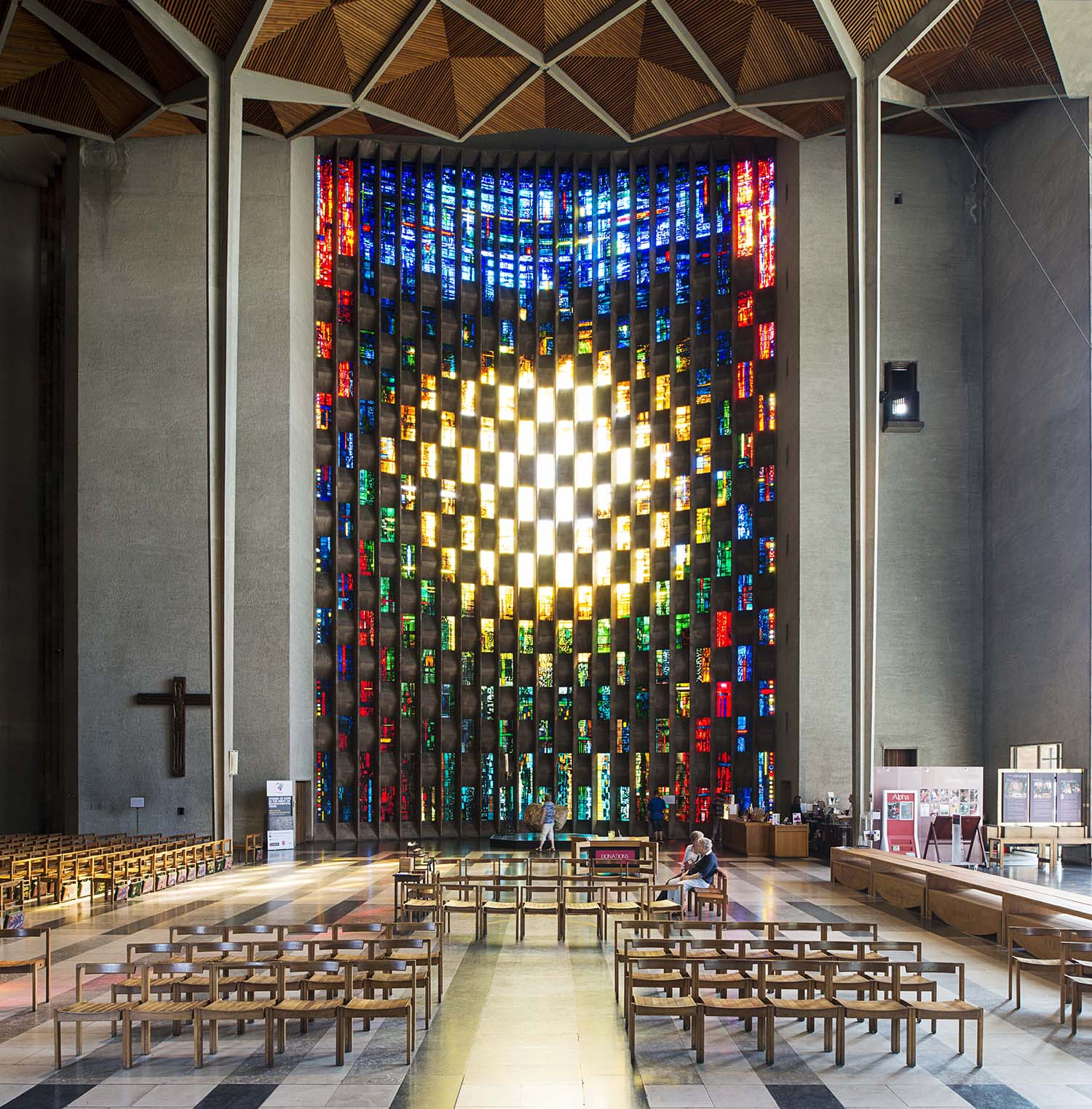 COVENTRY CATHEDRAL / SACRED SPACES
