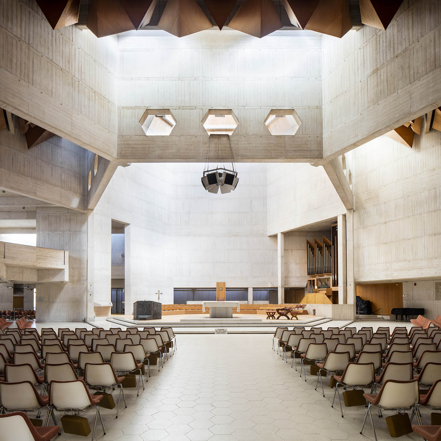 CLIFTON CATHEDRAL / SACRED SPACES