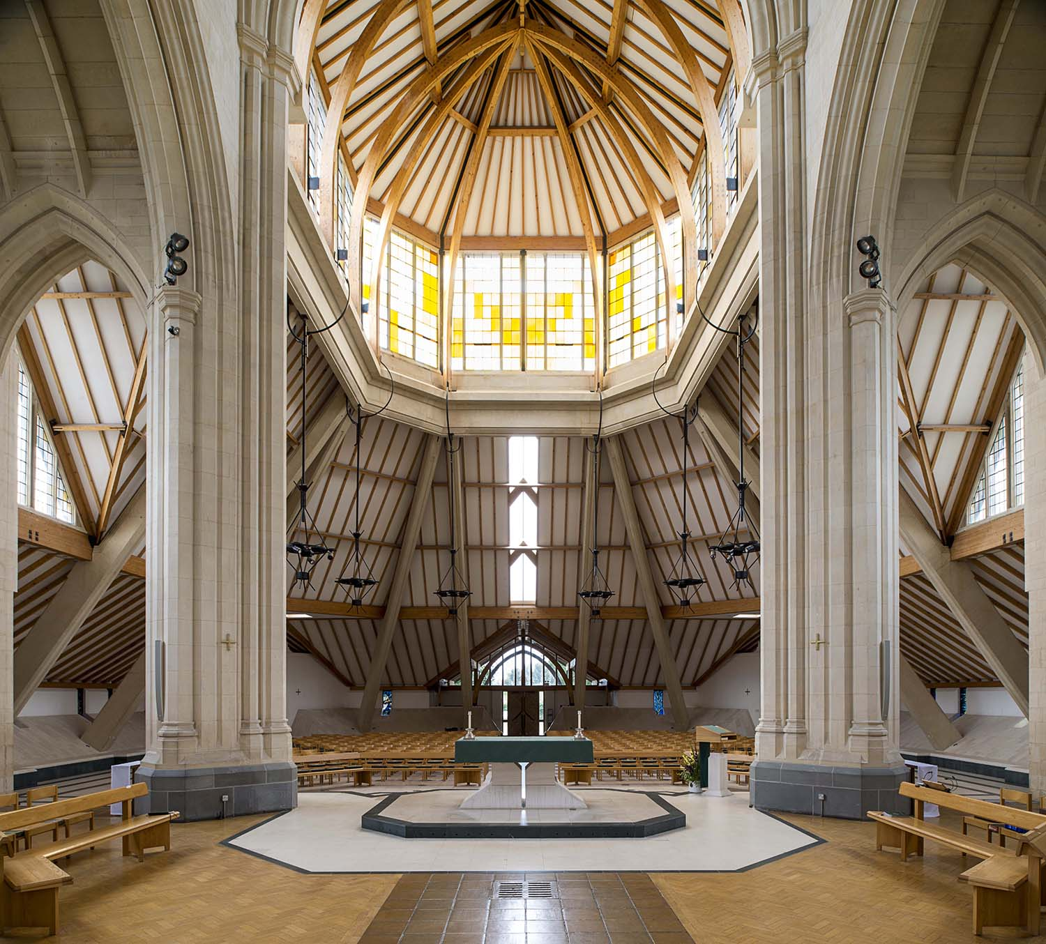 DOUIA ABBEY / SACRED SPACES