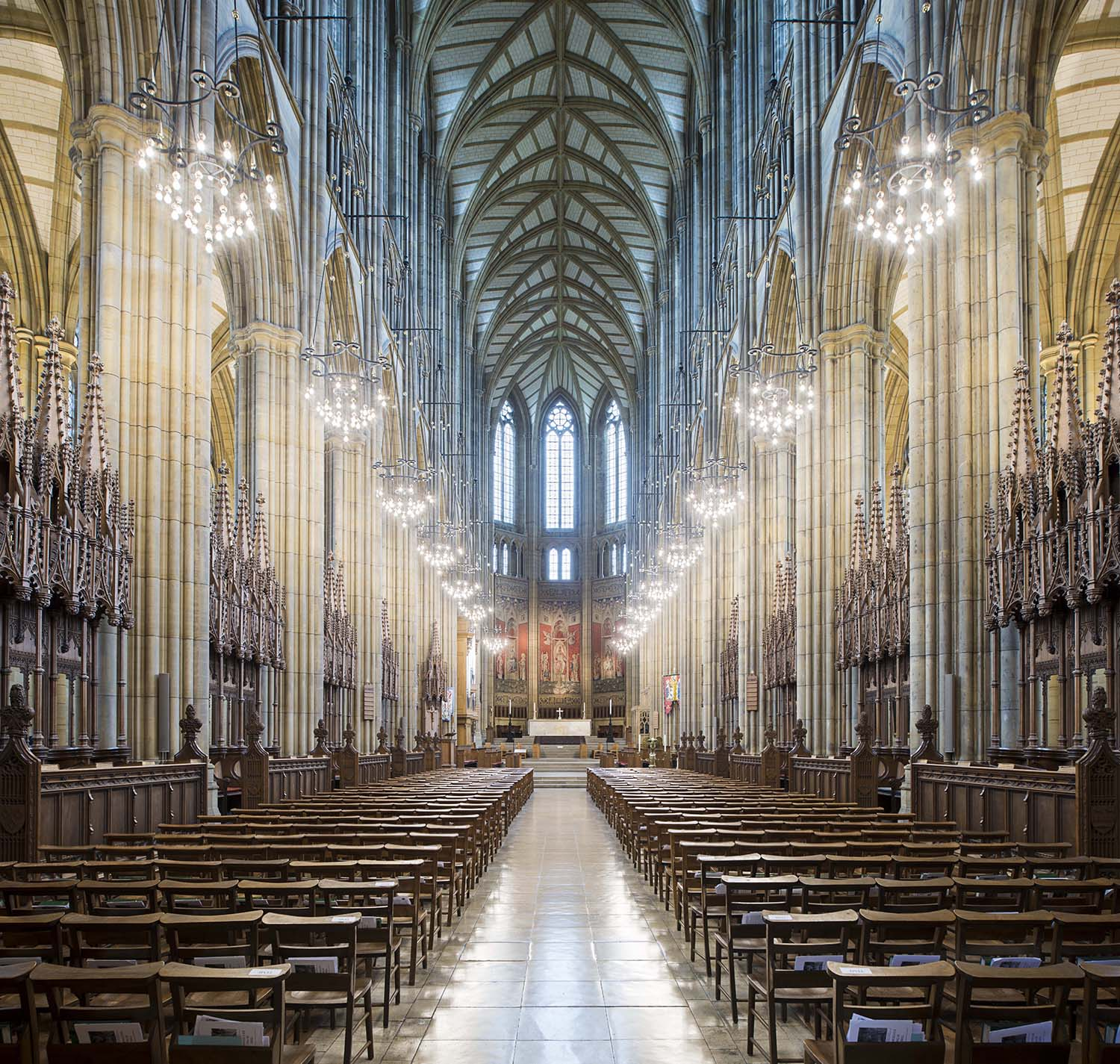 LANCING COLLEGE CHAPEL / SACRED SPACES
