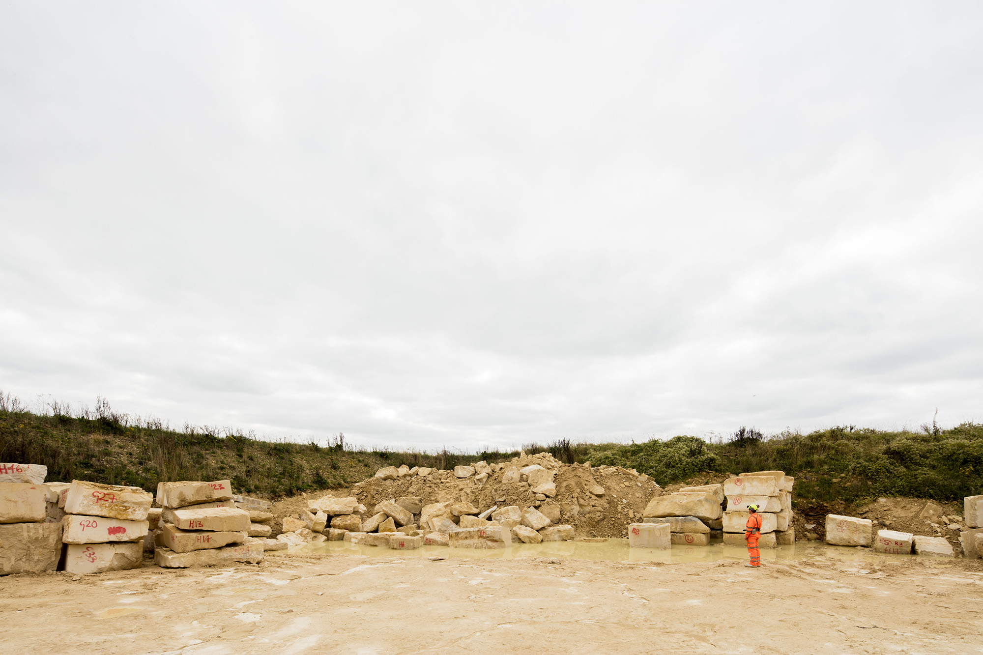 park lane mine / af jones stonemansons