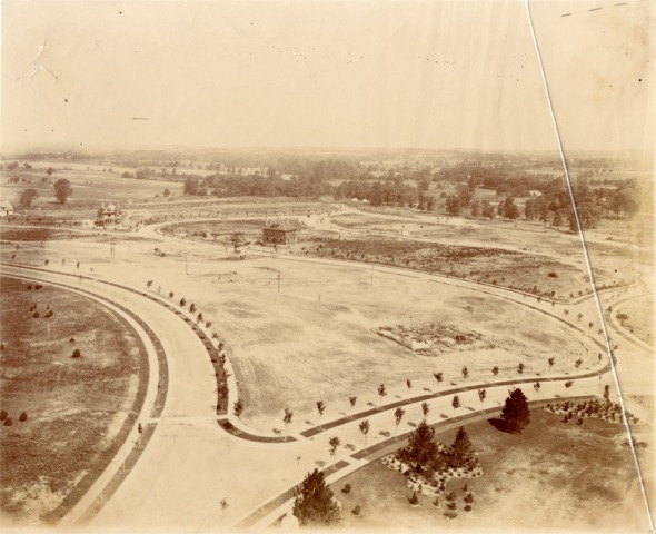 University Heights #1, about 1905